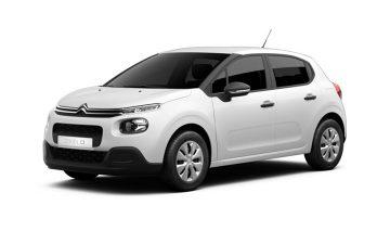 Wynajmij  Citroën C3