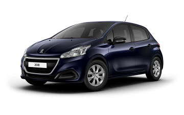 Wynajmij  Peugeot 208