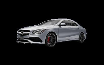 Wynajmij  Mercedes CLA