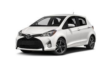 Wynajmij  Toyota Yaris